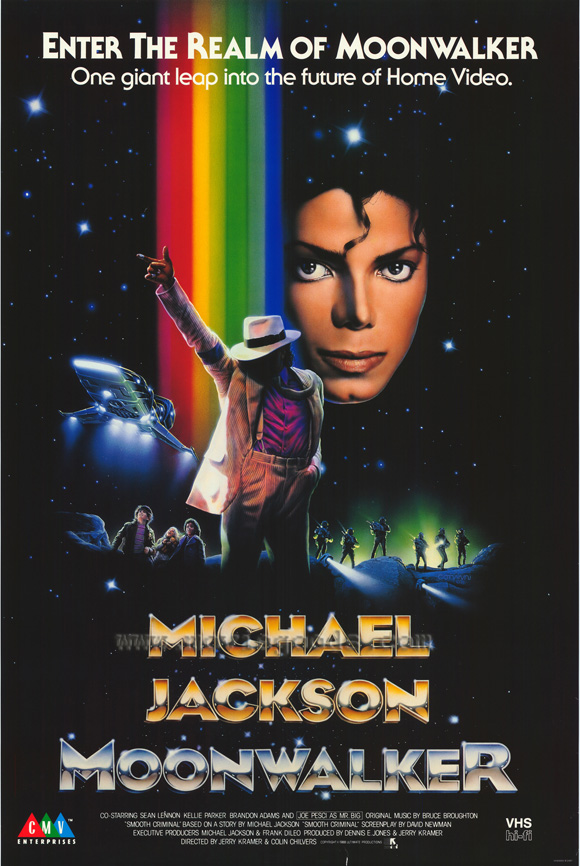 Moonwalker 1988 DVDRip XViD preview 0