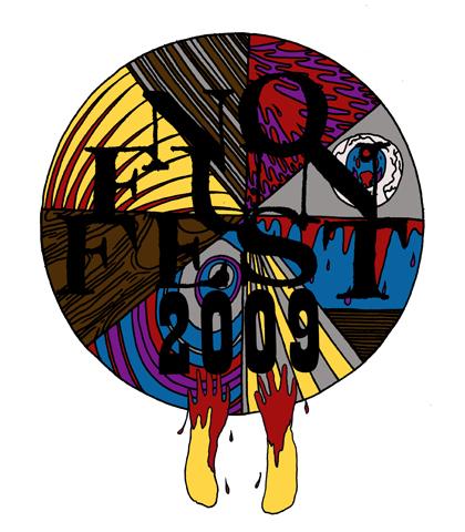 logo & poster by Maya Miller